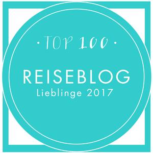 Reiseblog Top 100