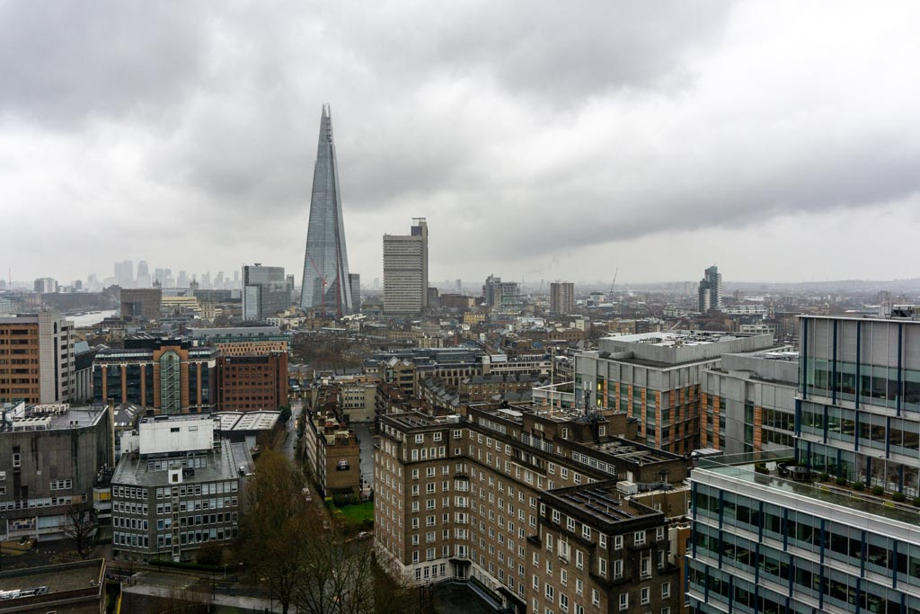 London bei Regen – Aktivitäten in London bei schlechtem Wetter